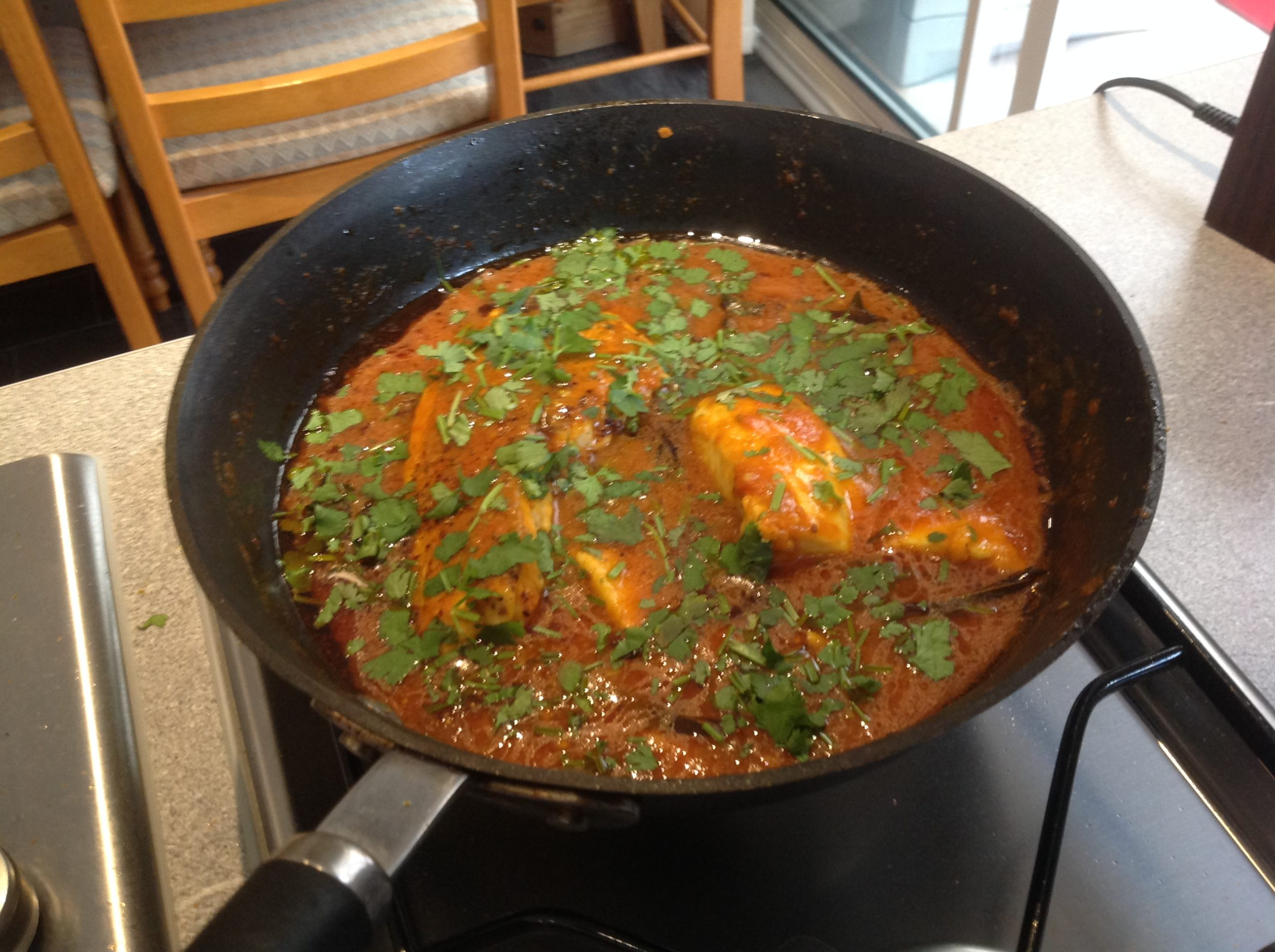 Ranju Indian Recipes - Fish Curry