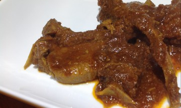 Ranju - One Pot Succulent lamb chops