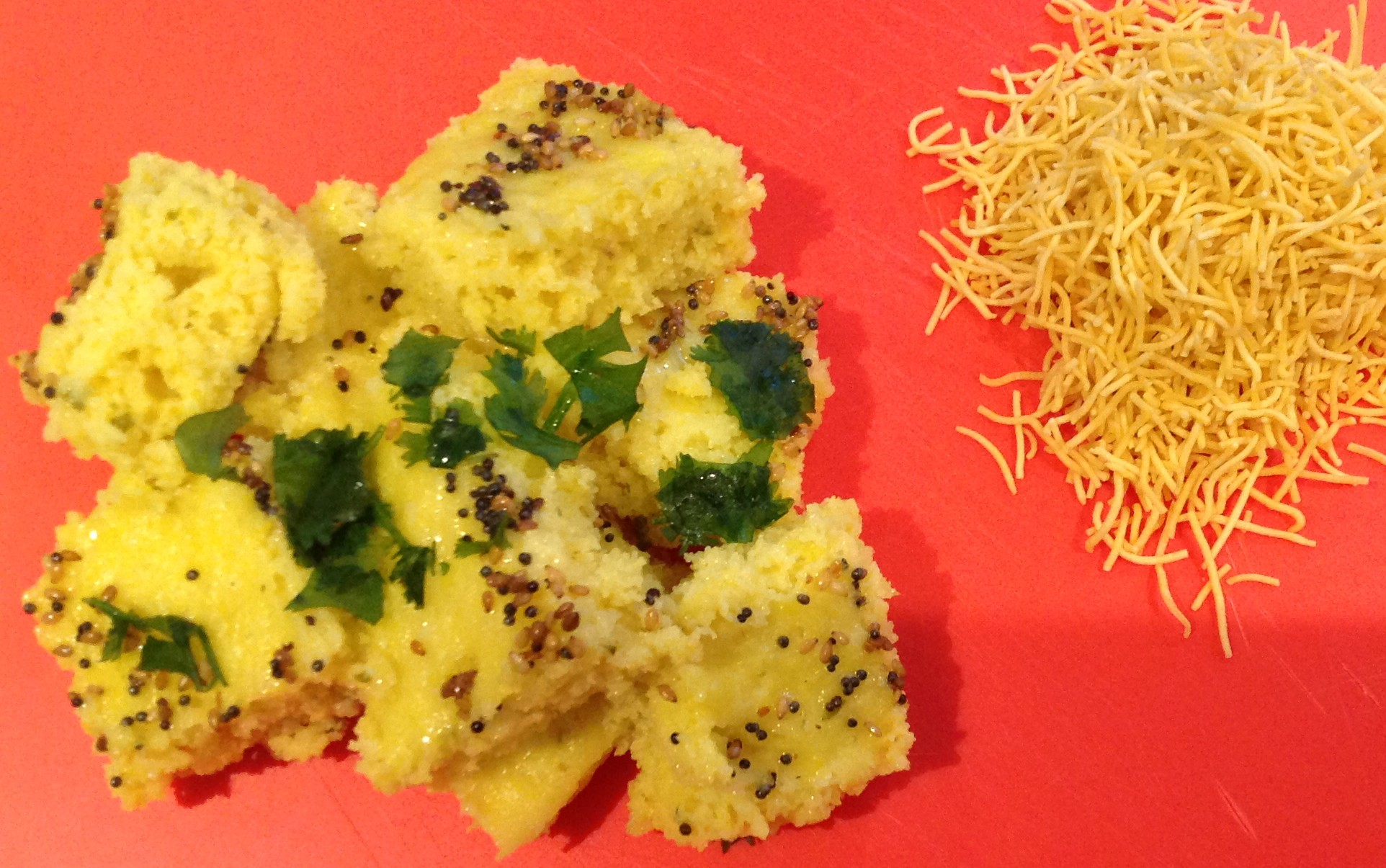 Ranju Indian Recipes - Dhokra