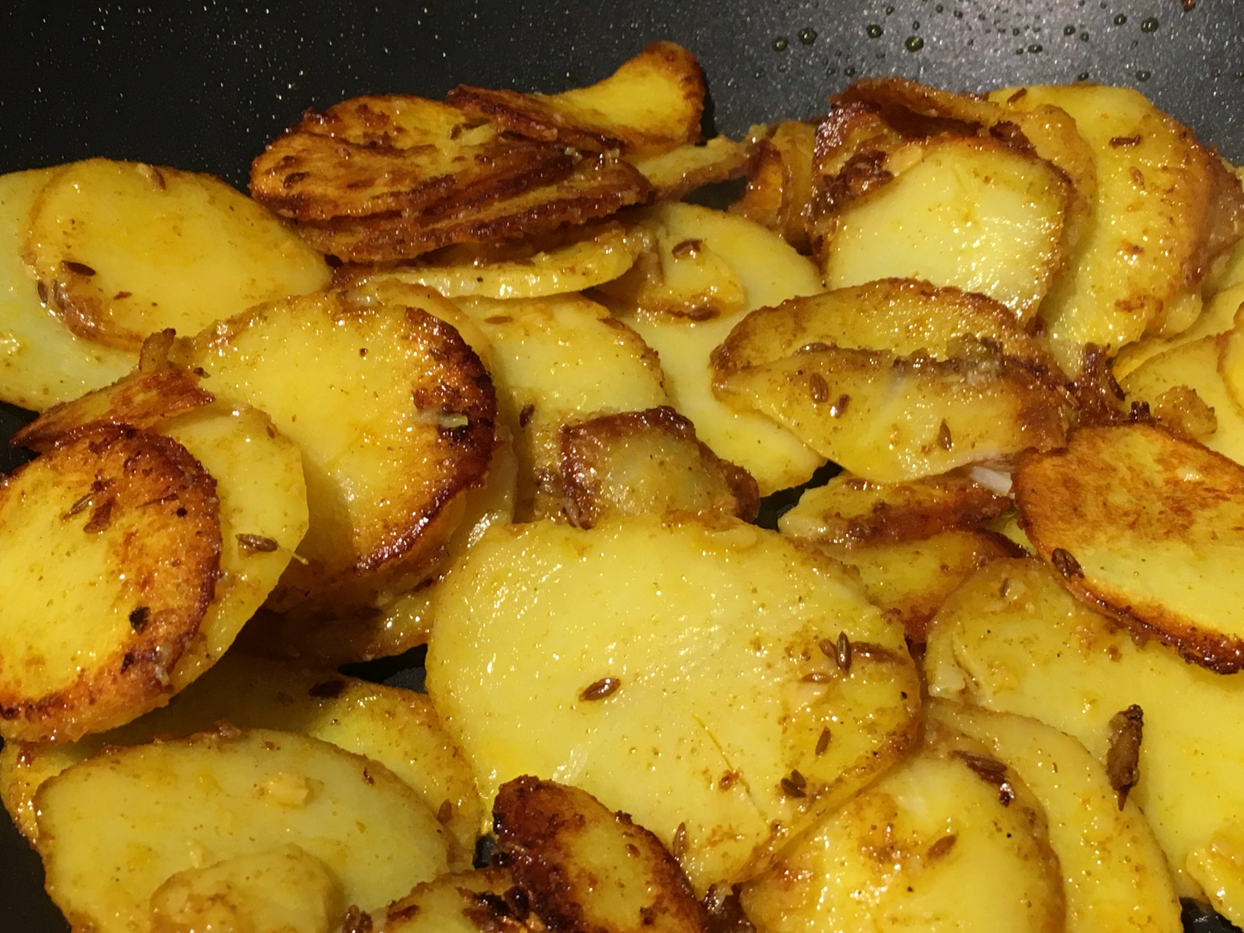 Ranju Indian Recipes - Crispy Potato